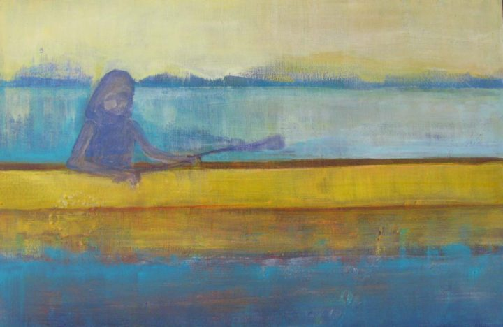 'The waters wide', Naomi Hart